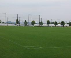 野洲川歴史公園サッカー場ビッグレイクCコート