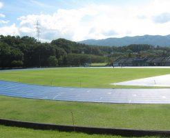 茅野市運動公園陸上競技場