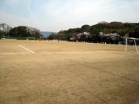 伏見桃山城運動公園多目的グラウンド1