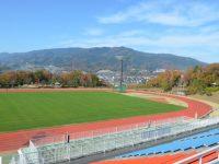 橋本市運動公園陸上競技場2