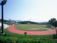 橋本市運動公園陸上競技場3