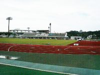 彦根総合運動場陸上競技場1