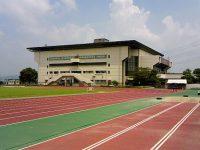 枚方市立総合スポーツセンター陸上競技場1