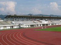 枚方市立総合スポーツセンター陸上競技場2