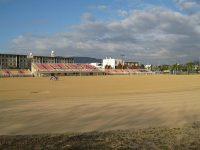 伊丹スポーツセンター陸上競技場1