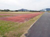 加古川河川敷両荘陸上競技場1