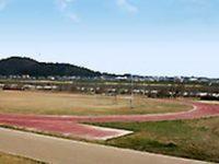 加古川河川敷両荘陸上競技場2