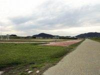 加古川河川敷両荘陸上競技場3