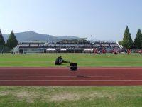 亀岡運動公園陸上競技場1