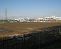 神根運動場サッカー場