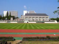金岡公園陸上競技場1