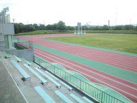 金岡公園陸上競技場3