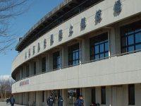 川越運動公園陸上競技場3