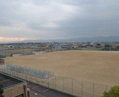 奈良県川西健民運動場