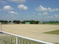 加須市民運動公園陸上競技場1