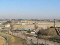 加須市民運動公園陸上競技場2