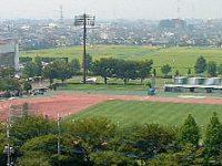 鴻巣市立陸上競技場3