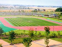 熊谷スポーツ文化公園補助陸上競技場2