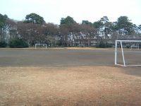 黒浜公園サッカー場1