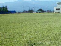 松本平広域公園多目的球技場1