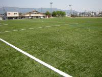 松本市サッカー場1