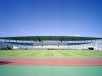 三木総合防災公園陸上競技場1