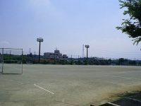 滑川町総合運動公園多目的グラウンド3