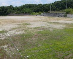 奈良大学野外活動センターグラウンド