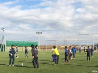 立教大学富士見総合グラウンド内サッカー場2