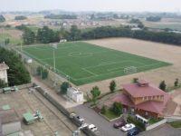 埼玉工業大学深谷キャンパスグラウンド3