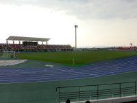 佐久総合運動公園陸上競技場1