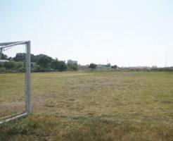 紀の川第4緑地せせらぎ球技場