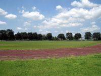 白岡町総合運動公園陸上競技場1