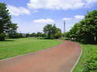 白岡町総合運動公園陸上競技場2