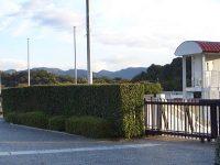 山城総合運動公園太陽が丘陸上競技場3