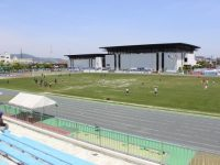 高槻市立総合スポーツセンター陸上競技場2