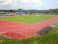 丹波自然運動公園陸上競技場2