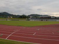 紀の川市桃源郷運動公園陸上競技場2