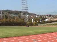 神戸総合運動公園ユニバー記念補助競技場1