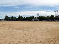 大和高田市総合公園多目的グラウンド1