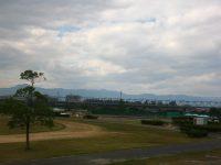 野洲川河川公園陸上競技場3