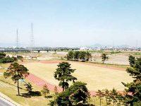 野洲川運動公園陸上競技場3