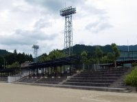 吉野運動公園陸上競技場3