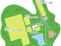 アルビンスポーツパーク人工芝フットサルコート3