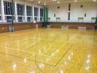 アルビンスポーツパーク体育館1