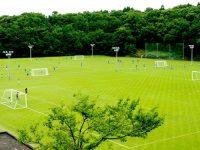 アルビンスポーツパーク天然芝サッカーグラウンド1