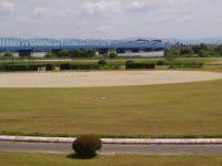 阿賀野川河川公園多目的運動広場2