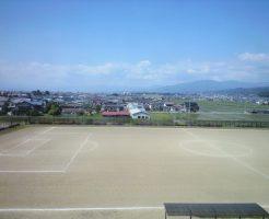 会津総合運動公園多目的サッカー・ラグビー場