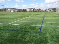 秋田大学手形キャンパス陸上競技場1