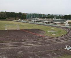穴水町営陸上競技場